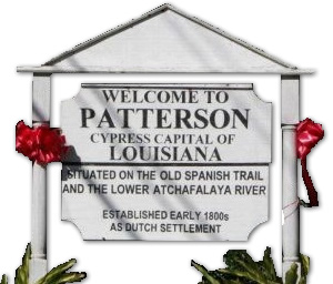 Welcome To City of Patterson Louisiana
